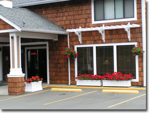 Bandon Inn Entrance
