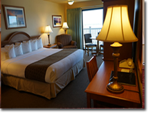 Bandon Inn Room Interior