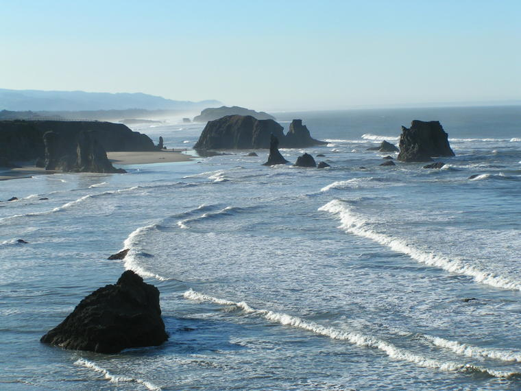 Bandon Rentals | Face Rock