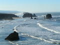 Bandon Beach High Tide thumbnail